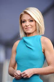 kelly ripper hair style now kelly ripa hollywood walk of fame google search pinteres