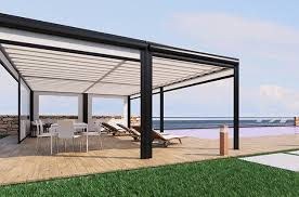 retractable roof systems melbourne retractable pergola nu style