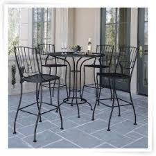 Wrought Iron Commercial Bistro Chair 16 Best Patio Furniture Images On Pinterest Wrought Iron