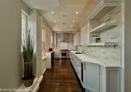 narrow kitchen long narrow kitchen design