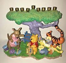 winnie the pooh menorah disney winnie the pooh toys hobbies ebay