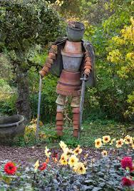 flowerpot man stock photo image of kingdon face statue 63723700