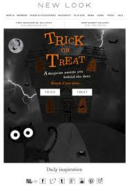 halloween delivery 15 spooktacular halloween email design inspirations