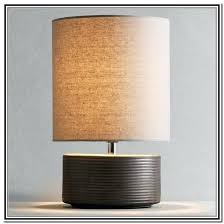 led table lamps battery powered new working sample cordless table