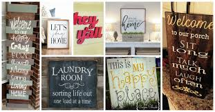 16 creative home signs that will make your day