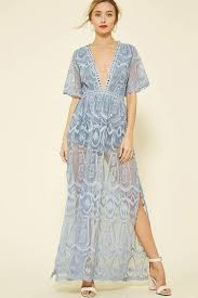 lace maxi dress gemma lace maxi dress dusty blue shopluckyduck