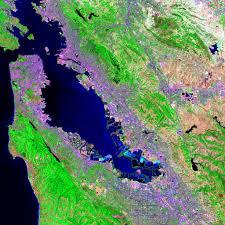 San Francisco Map Pdf by Maps Urban Landsat Sedac