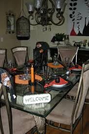 motorcycle birthday party biker decorations