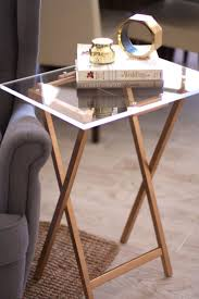 How To Make End Tables Taller by Best 25 Folding Tables Ideas On Pinterest Kids Folding Table