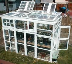 Backyard Greenhouse Diy Greenhouse From Old Windows 14 Steps With Pictures
