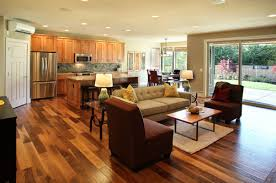 plain living room open to kitchen design ideas d on inspiration in