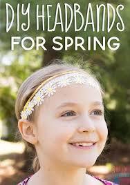 headbands for easy diy kids headbands for