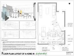 House Plan Layout Floor Plans Project Designed Ziese Hsieh Plan Layout Building