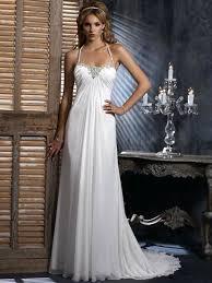 graceful sheath halter chiffon wedding dress wm 0316 507 50