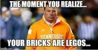 Tennessee Football Memes - memes of the week alabama tennessee lsu florida among topics