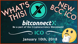 format ico adalah bitconnectx bitconnect x 10th january 2018 future bcc