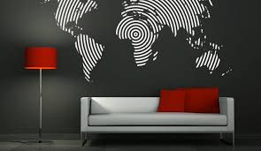 mural trending interior decor styles of awesome wall mural