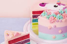 cake diy diy unicorn emoji cake party pieces inspiration