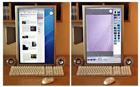 ecran bureau retourné résoudre le problème d écran inversé windows