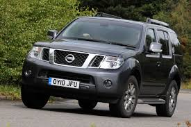 nissan pathfinder review auto express