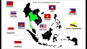 Southeast Asia Flags Alternate Future Of Southeast Asia Part 1 Its A Deal China Youtube