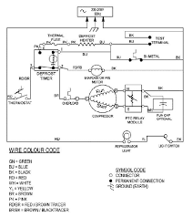 refrigerator wiring diagram periodic u0026 diagrams science