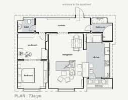 plans de cuisines ouvertes cuisine ouverte sur salon 30m2 9 plan sejour newsindo co
