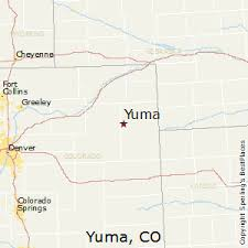 wray colorado map comparison yuma colorado wray colorado