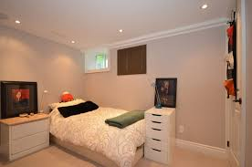 Small Single Bedroom Design Basement Bedroom Ideas With Minimalist Interior Using