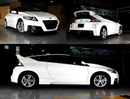 frs with lexus bumper showoff imports honda crz 10 mugen rr style abs full bodykit f r s
