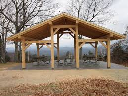 the new hampshire division of parks and recreation pavilions and