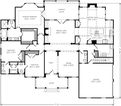 southern living floor plans meadowlark architect southern living house plans