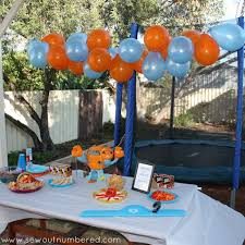 octonauts party supplies octonauts birthday party including links to printables and tips to