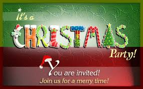 christmas party invitation template christmas party invitation templates xmaspin