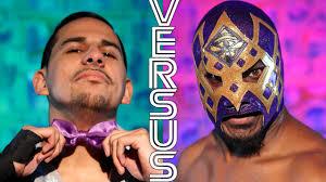 Blind Rage Wrestler Chikara Juan Francisco De Coronado Vs Amasis Pcagg 435 Youtube