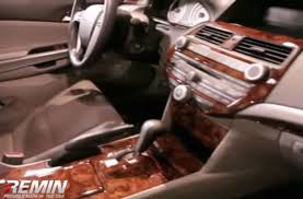 2008 honda accord dash kit remin dash kits custom wood dash kits by remin