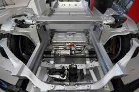 tesla inside hood can we see the engine please