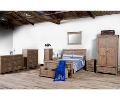 settler platform wood bed