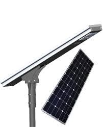 Solar Energy Lighting - integrated solar street lights use solar power theresa chen