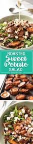 roasted sweet potato salad recipe potato salad sweet potato