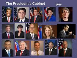 Cabinet President 2015 The President U0027s Cabinet Secretary Of State Advises President
