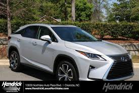 lexus of northlake rx 350 for sale lake norman concord hendrick