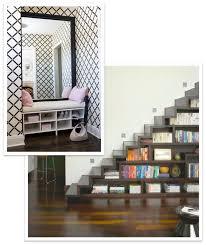 stair shelf pinterest stair shelf ideas under stair storage shelf