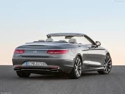 mercedes s class cabriolet mercedes s class cabriolet 2017 picture 12 of 41
