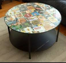 Ikea Side Table Best 25 Ikea Glass Coffee Table Ideas On Pinterest Gold Glass