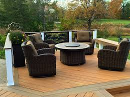 Deck And Patio Combination Pictures by Combination Wood U0026 Composite Deck By Libertyville Il Deck Builder