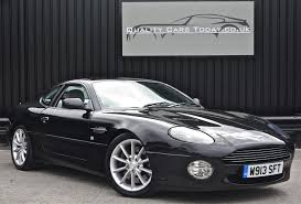 rare aston martin used 2000 aston martin db7 vantage for sale in south yorkshire
