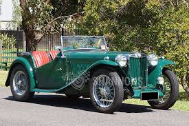 sold mg tc roadster auctions lot 21 shannons