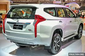 All New Pajero Sport List Kap Mobil Depan Molding Chrome katalog harga pajero sport 2018 dealer mobil mitsubishi