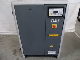 air sparge compressor atlas copco compressor model ga7 7 5
